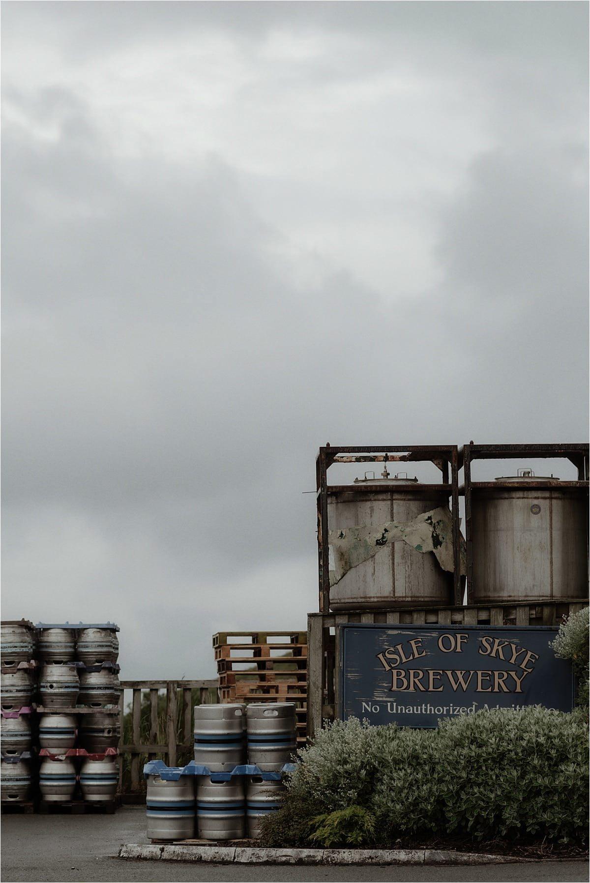 skye brewery on isle of skye