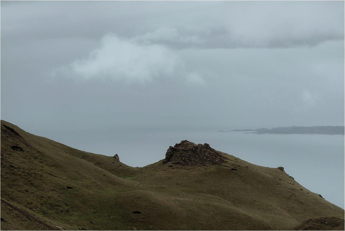 isle of skye views to the sea