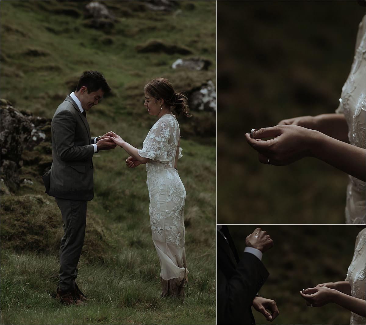 Scottish elopement by sean bell photographer