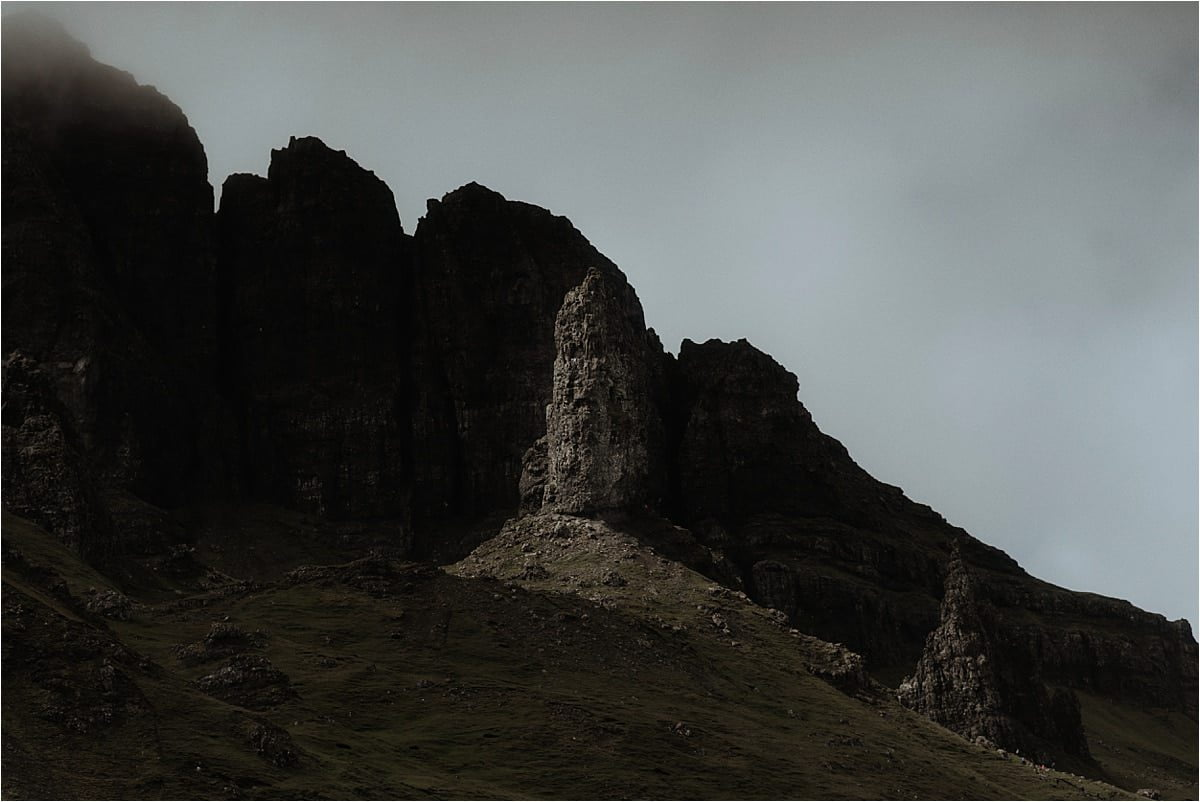 old man of storr on the isle of skye