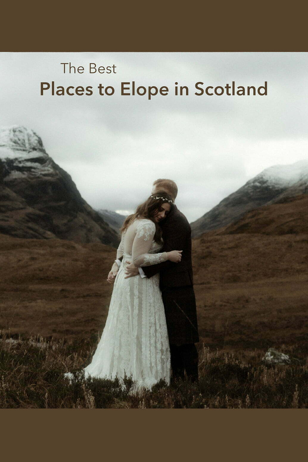 places to elope in scotland guide and information