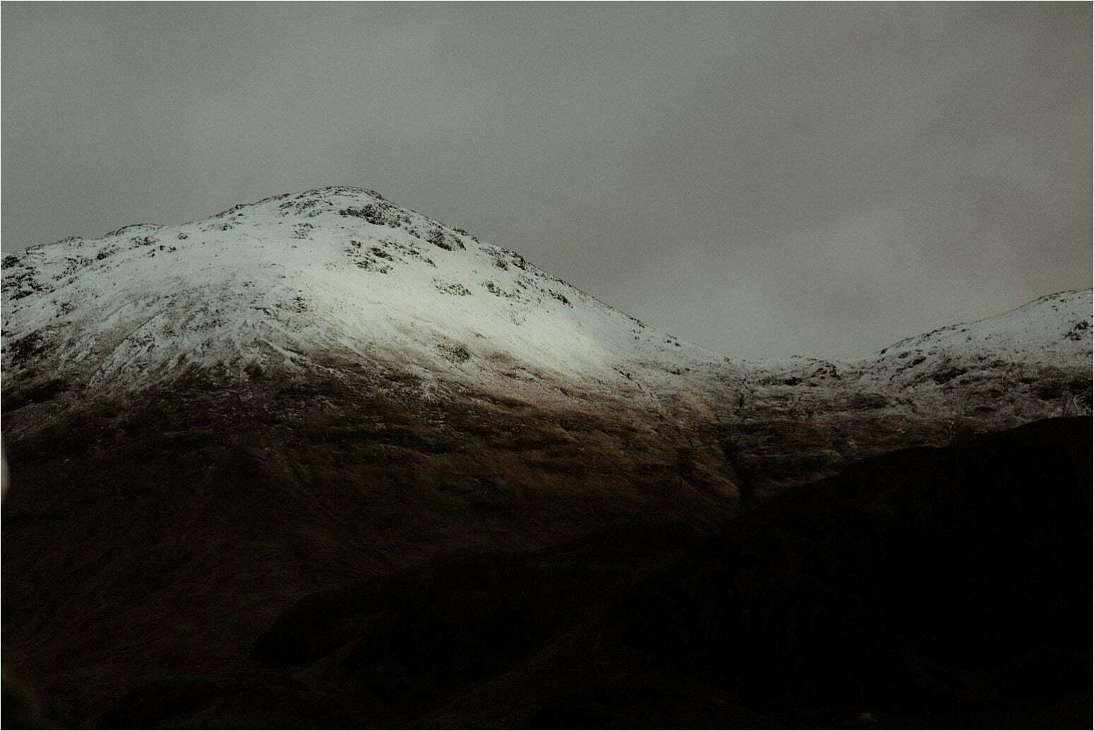 glencoe mountains