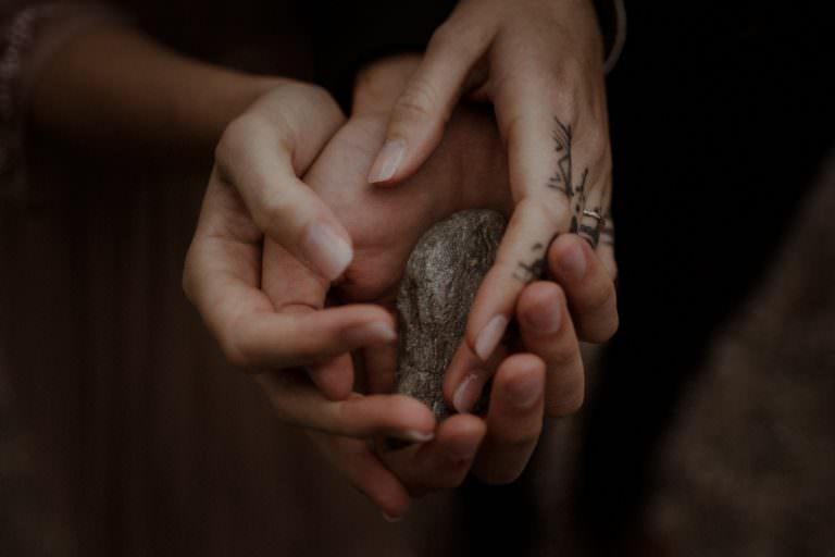 oathing stone ceremony Scotland