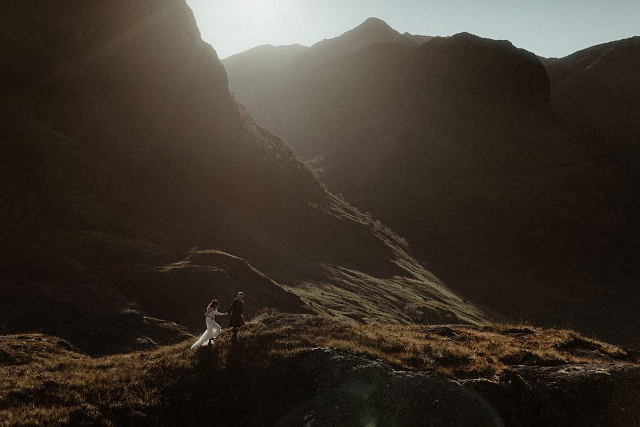 glencoe elopement in scotland