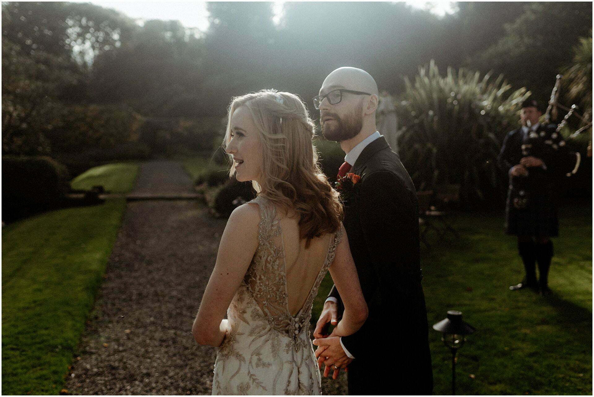 Scotland elopement on the West coast